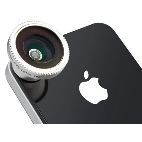 Fish Eye iPhone