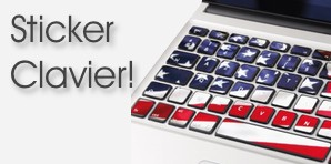 Stickers pour clavier MacBook