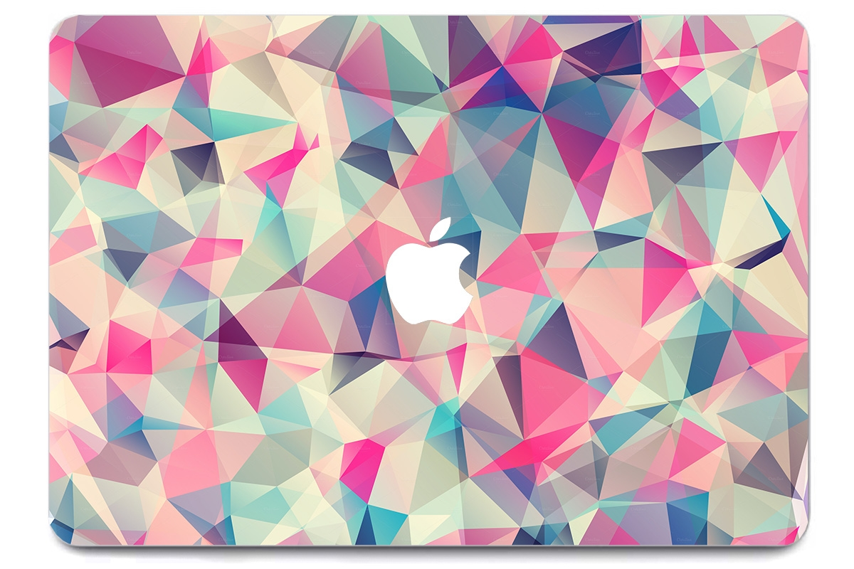 Skin Pink 3D pour MacBook Pro Air