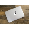 Sticker Verre de terre pour MacBook