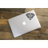 Stickers Diamond pour MacBook
