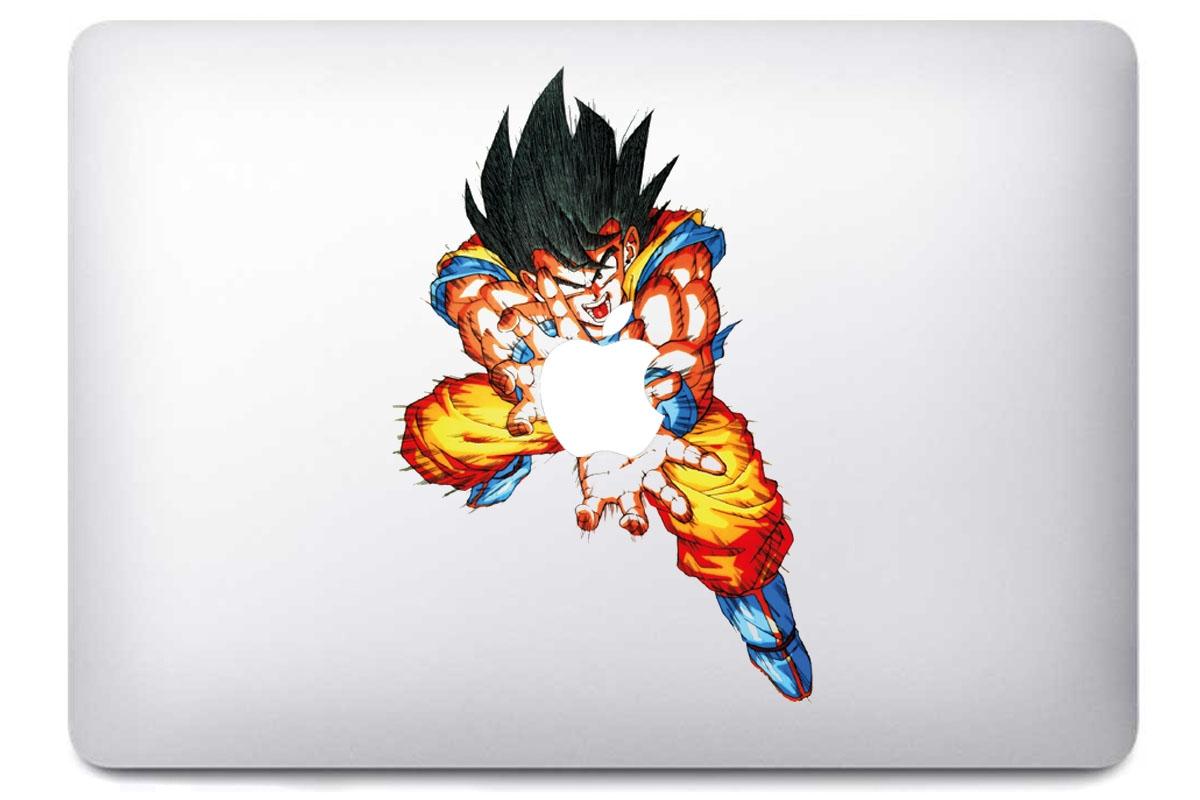 Goku Kamamehameha pour MacBook Pro Air