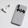 Stickers Batman pour iPhone