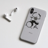 Stickers Batterie pour iPhone