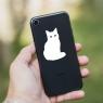 Autocollant Chat pour iPhone
