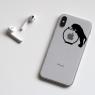 Autocollant Chat Bocal pour iPhone