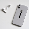 Stickers Cravate pour iPhone