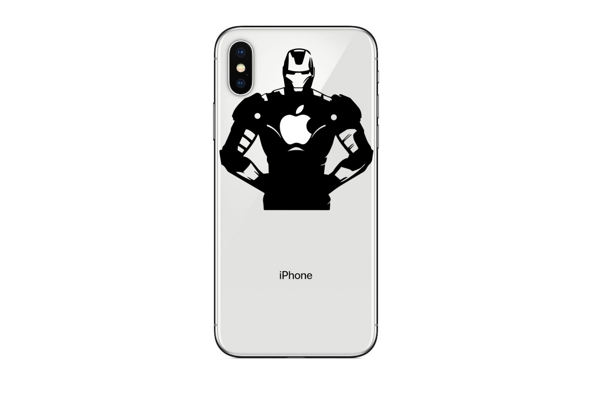 Stickers Ironman pour iPhone