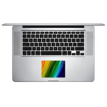 Sticker Colors pour TrackPad Mac