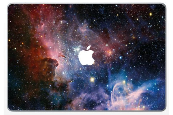 Skin Galaxy pour MacBook