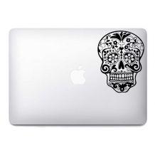 Stickers MacBook Sugar Skull Air et Pro