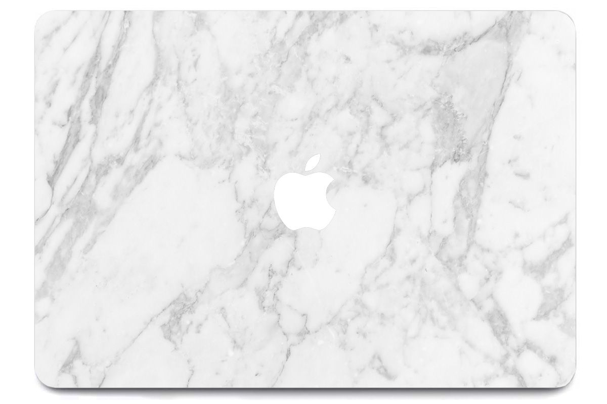 Skin Marbre pour MacBook