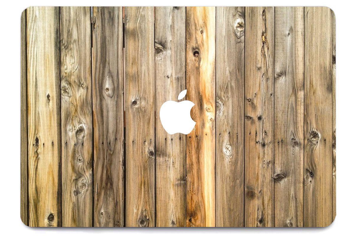 Skin Wood Bois pour MacBook