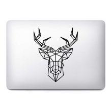 Stickers Cerf Origami pour Mac