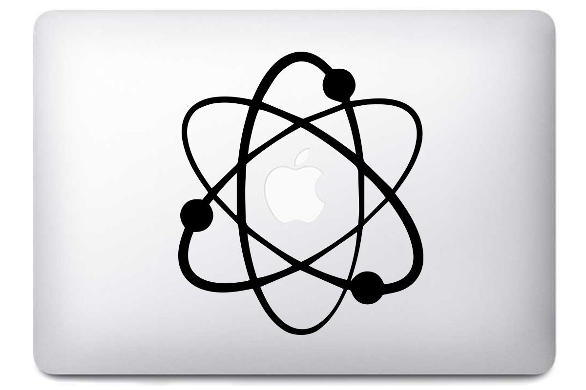 Stickers Big-Bang pour MacBook