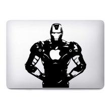 "Sticker ""Ironman"" pour MacBook"