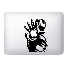 "Sticker ""Ironman 2"" pour MacBook"