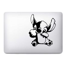 Stickers Stitch pour MacBook