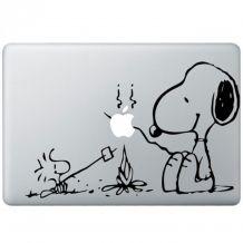 Snoopy Fire pour MacBook Air et Pro