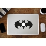 Sticker Logo Batman pour MacBook