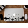 Stickers Snoopy Lac pour MacBook Pro et Air