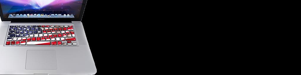 Stickers clavier