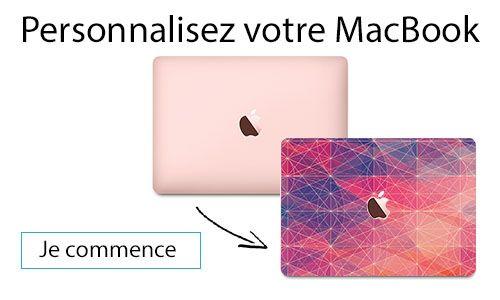 Personnalisation MacBook
